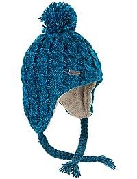 Regatta Womens/Ladies Whirlwind Fleece Lined Knit Winter Bobble Hat