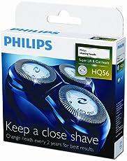 Philips Super Lift & Cut Scherköpfe für HQ54, HQ58, HQ64, HQ66, HQ68 und HQ69 Serien (HQ56/50)