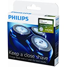 Philips HQ56/50 - Cabezales de afeitado para máquinas Philips, color gris
