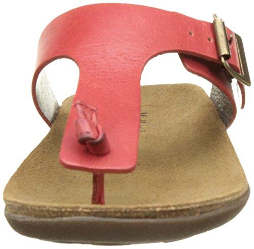 Kickers Atobi, Mules Femme Rouge (Rouge)