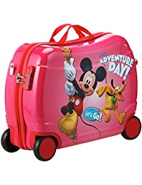 Disney Adventure Day Equipaje Infantil, 39 Litros, Color Rojo