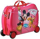 Disney Adventure Day Equipaje Infantil, 39 Litros, Color Rojo