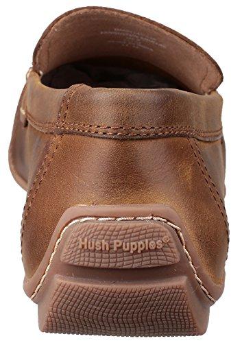 Hush Puppies Langston Khullar Mens S/O Schuhe Tan