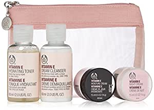The Body Shop Vitamin E Skin Care Starter Kit