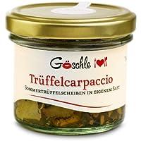 Die Trüffelmanufaktur- Trüffel Carpaccio 30g
