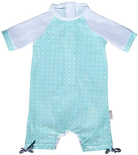 Fedjoa - Baby UV Schutz Schwimmanzug - HORTENSE 6/12 Monate