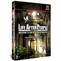 Life After People - Complete Season Two