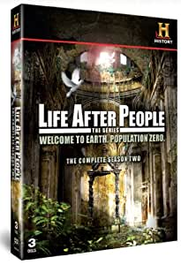 Life After People - Complete Season Two (3-Disc Set) [DVD]