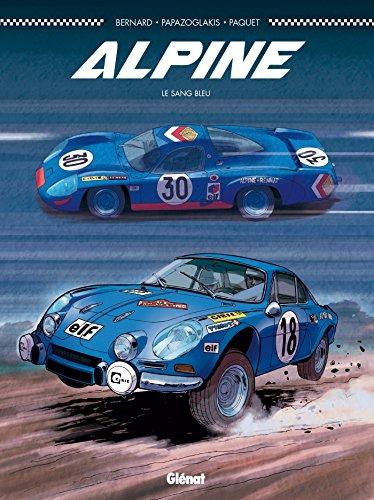 Alpine: Le Sang bleu par Denis Bernard