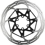 SRAM Centerline Rounded 180mm, Zweiteilig Abgerundetes Profil, 00.5018.037.021 Bremsen/Bremsscheiben, Silber, Standard