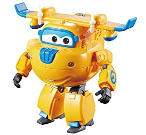 Alpha Animation & Toys Super Wings Transform