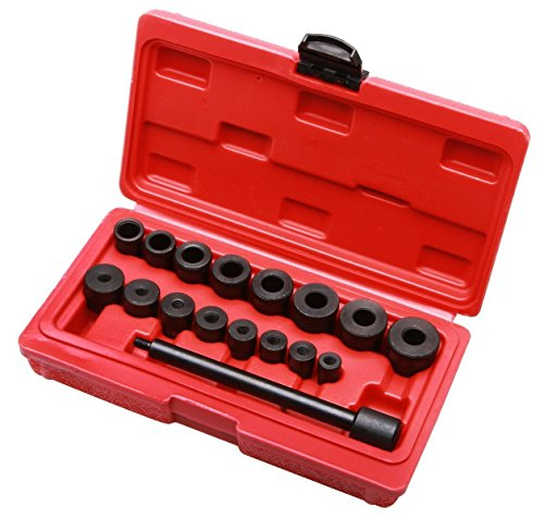 lars36017Set per attrezzi di centraggio frizione justieren Frizione Attrezzo di centraggio con bottone con angoli (Audi Strumenti Di Riparazione)
