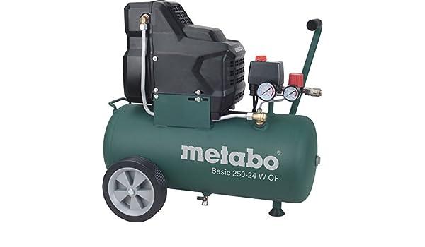 Metabo Kompressor Basic 250-24 W OF