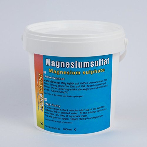 AQUA LIGHT Magnesiumsulfat 1000ml