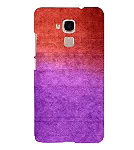 FUSON Abstract Watercolor Background 3D Hard Polycarbonate Designer Back Case Cover for Huawei Honor 5c :: Huawei Honor 7 Lite :: Huawei Honor 5c GT3