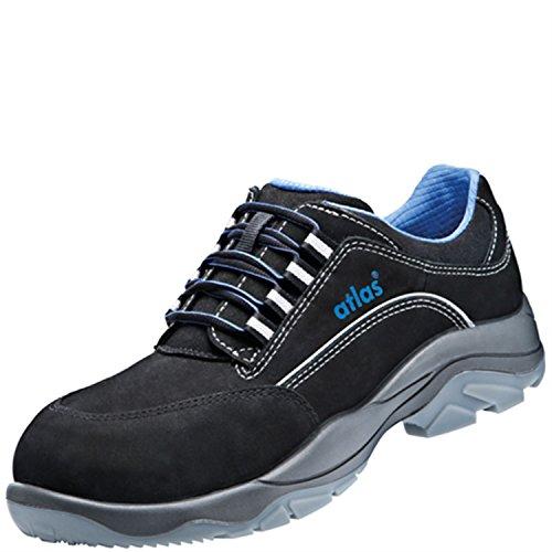 Atlas , Chaussures de sécurité pour homme Noir - Schwarz S2 W12