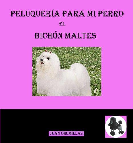bichón maltés (peluquería para mi perro nº 1) por Juan Chumillas Soler