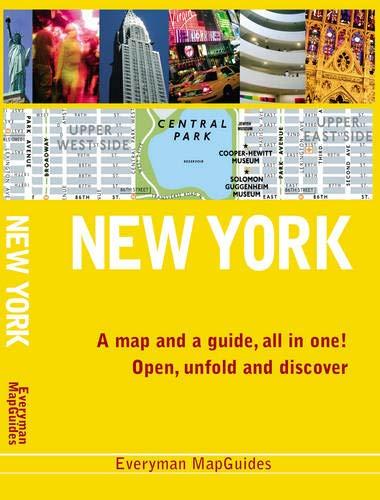 New York Citymap Guide (Everyman MapGuides) - York New Mapguide