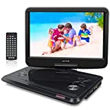 WONNIE 14.6 inch Portable DVD Player with 270 Swivel screen, Large Size Screen