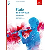 Flute Exam Pieces 2014-2017, Grade 5 Part: Selected from the 2014-2017 Syllabus (ABRSM Exam Pieces)