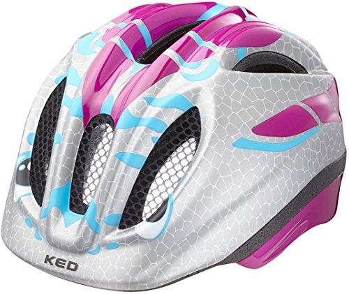 Preisvergleich Produktbild KED Meggy XS Dino Violet Silver 44-49 cm