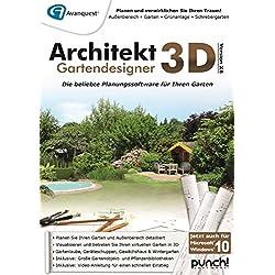 Architekt 3D X8 Gartendesigner [PC Download]