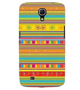 Printvisa Multicoloured Ethenic Pattern Back Case Cover for Samsung Galaxy Mega 6.3 i9200::Samsung Galaxy Mega 6.3 i91200
