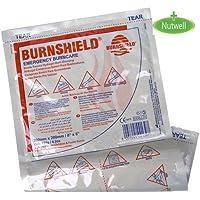 Burnshield Burn Gel Dressing 20cm x 20cm First Aid Emergency Burncare by Steroplast