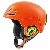 uvex Jimm Skihelm (Größe: 52-55 cm, 80 orange mat)
