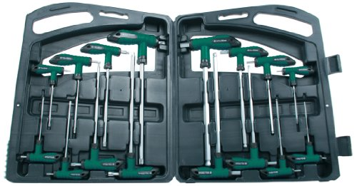 LUX Stiftschlüssel-Box 8-teilig
