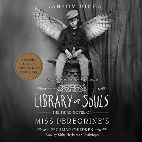 Library of Souls  Audiolibri