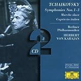 Tchaikovsky: Symphonies 1, 2, 3, Marche Slave, Capriccio Italien