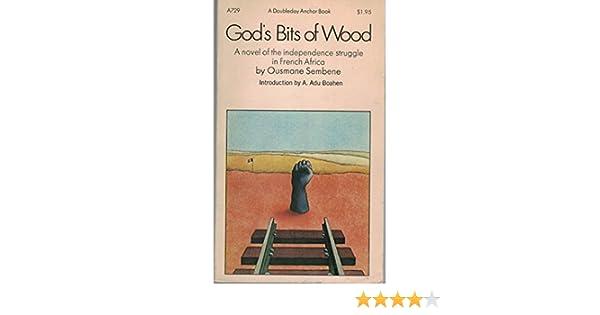 gods bits of wood