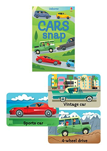 Cars Snap (Snap Cards) (Snap Schnelle)