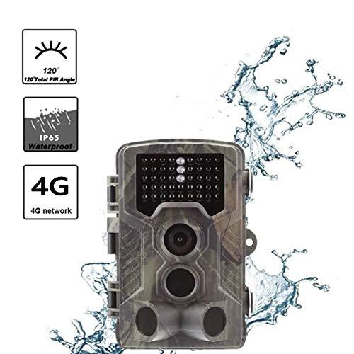 rail Kamera 2,4 Zoll Bildschirm Outdoor Wildlife Kamera Ultra High Definition Wasserdicht Infrarot Nachtsicht Überwachungskamera ()