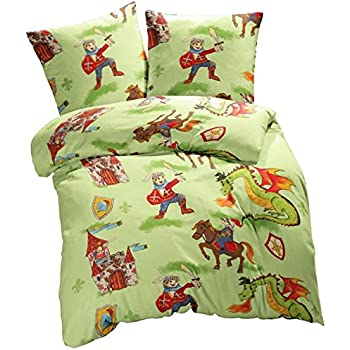 aminata kids s e bettw sche dinosaurier 100x135 jungen kleinkinder bettw sche dino. Black Bedroom Furniture Sets. Home Design Ideas