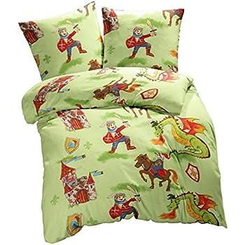 aminata kids s e bettw sche dinosaurier 100x135 jungen kleinkinder bettw sche dino. Black Bedroom Furniture Sets. Home Design Ideas