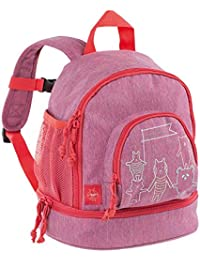 Lässig Mini Backpack About Friends mélange pink Mochila infantil, 27 cm, Rosa (Pink)