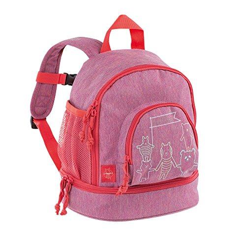 Lässig 4kids Mini Backpack Mushroom Kinderrucksack Rucksack Pink Rosa Magenta Kindermode, Schuhe & Access. Rucksäcke