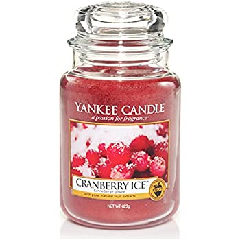 Image result for cranberry ice yankee candle