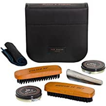 TED BAKER Tour De Space And Time Shoe Shine Kit Black