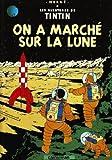 Les Aventures de Tintin, Tome 17 - On a marché sur la Lune : Mini-album