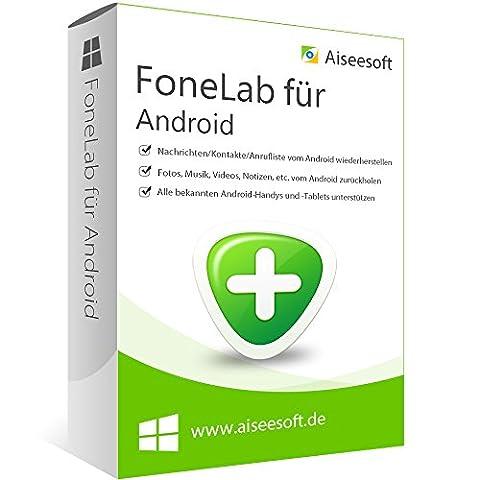 FoneLab für Android-Datenextrahierung (kaputtes Gerät) Vollversion (Product Keycard ohne