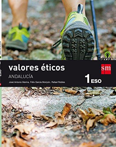 Valores éticos 1 ESO Savia Andalucía