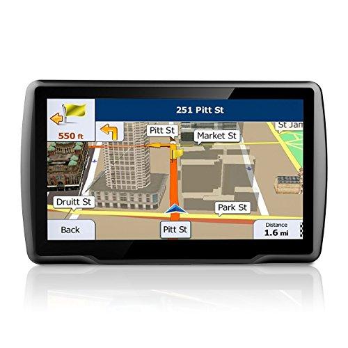 pe Traffic Navigationsgerät, Fahrspurassistent, Parkassistent, IQ Routes, lebenslange Kartenupdates mit 48 Länder, 8GB + 256 (Der 12-jährige Modelle)