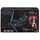 STAR WARS E0332EU4 Actionfigur Black Series ENFYS Nest´S Swoop Bike, Mehrfarbig