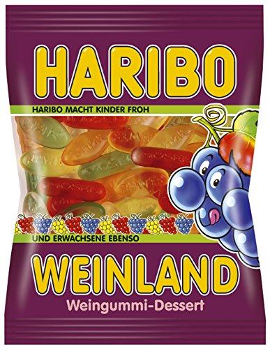 Haribo Weinland Weingummi, 11er Pack (11 x 200g)