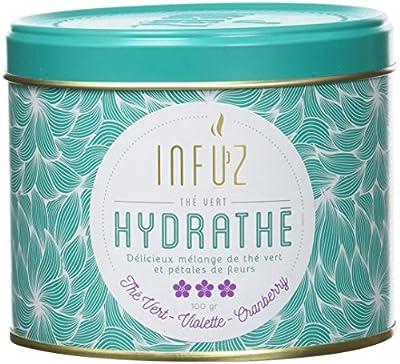 Infuz Hydrathé Thé Vert 100 g - Lot de 3
