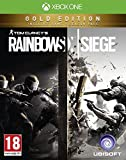 Ubisoft Tom Clancy's Rainbow Six Siege, Gold Edition, Xbox One Gold Xbox One French video game - Video Games (Gold Edition, Xbox One, Xbox One, FPS (First Person Shooter), Multiplayer mode, M (Mature), Physical media)