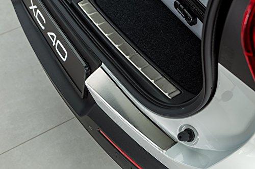 Preisvergleich Produktbild Tuning-Art L357 Edelstahl Ladekantenschutz mit Abkantung fahrzeugspezifische Passform